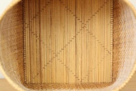 ブルキナ ロビ族の3重バスケット