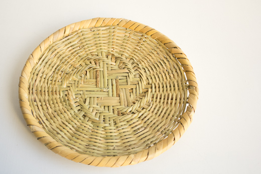 長野戸隠 根曲竹の蕎麦ざる